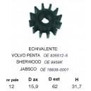 ROTOR VP835512-JB 18838-0001 (2037)